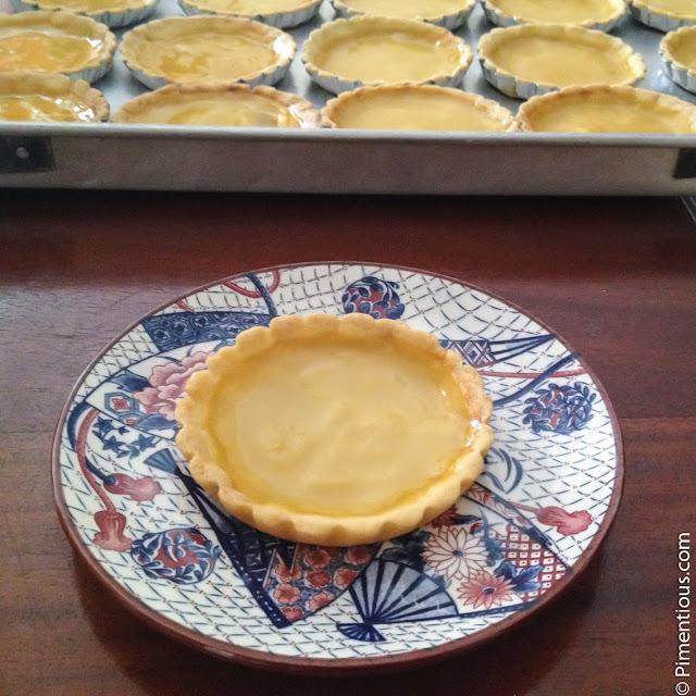 Pai Susu (Egg Pie)