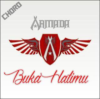 Lirik dan Chord(Kunci Gitar) Armada ~ Buka Hatimu