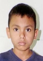 Samuel - Honduras (HO-280), Age 7