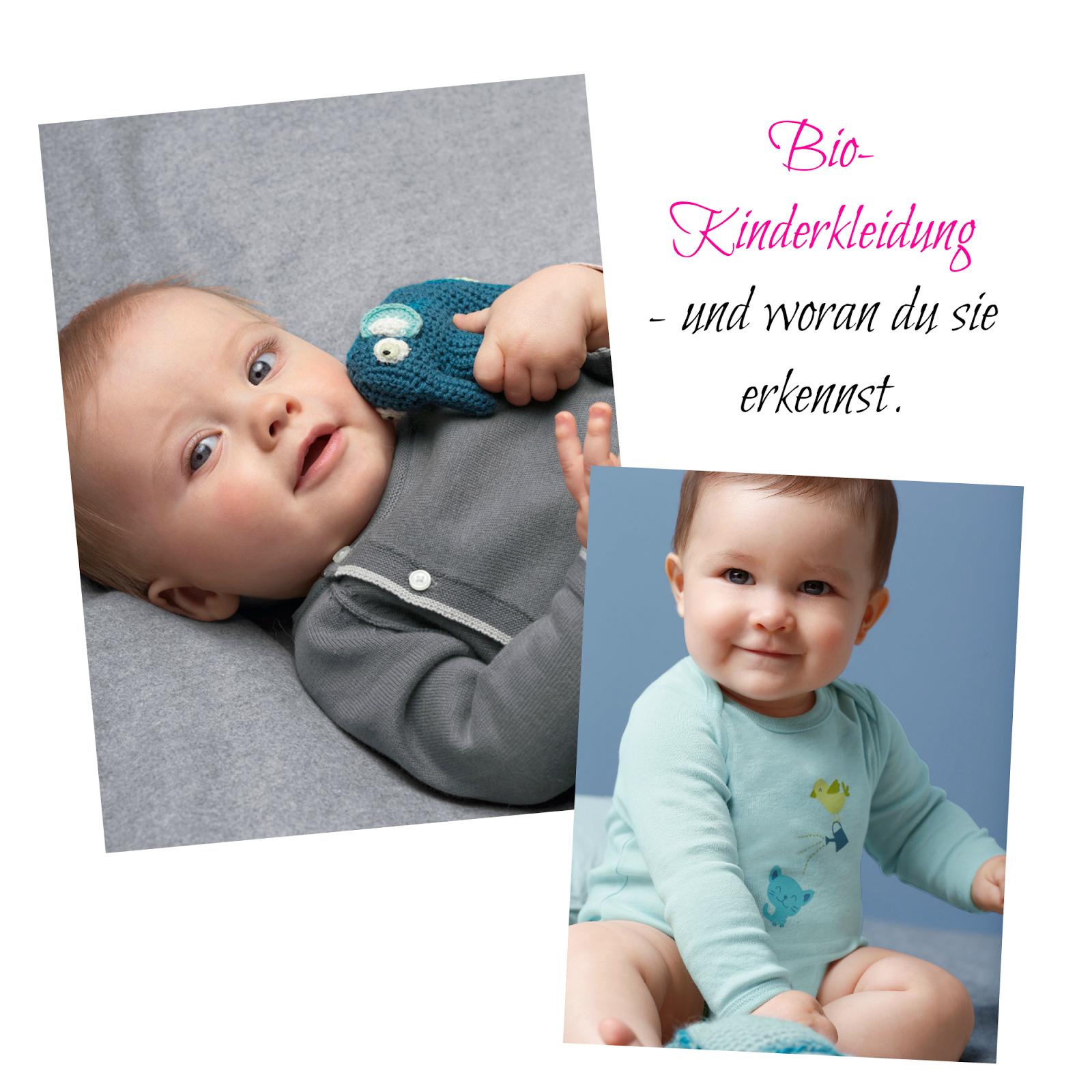 Bio-Kinderkleidung: daran erkennst du sie wirklich. Gütesiegel im Überblick.