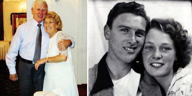 Menikah, Setelah Berpisah Selama 60 Tahun