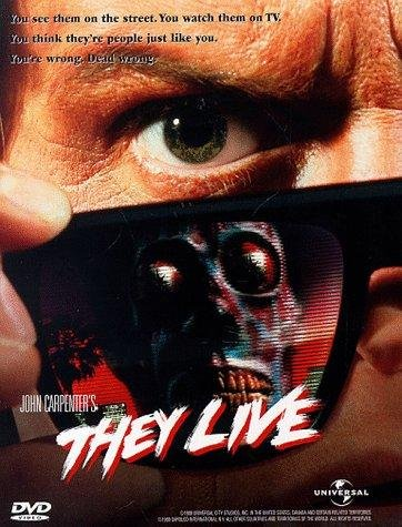 They Live 1988 Poster They Live (1988) | Nic...