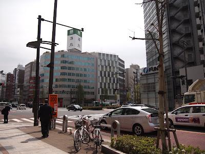 神田須田町の旧都電ターミナル
