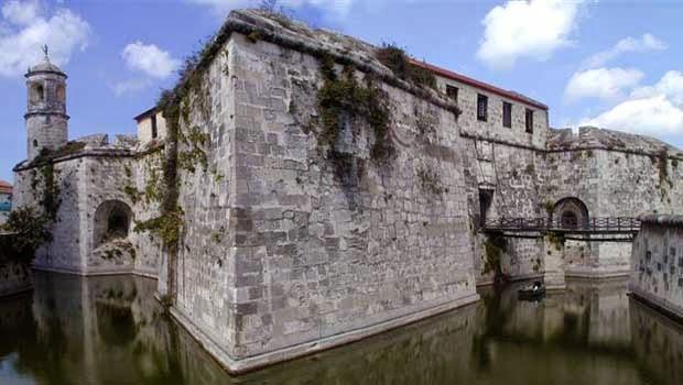 Castillo de la Real Fuerza Habana Vieja