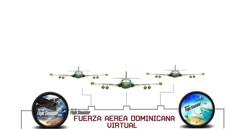 Fuerza Aerea Dominicana Virtual