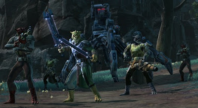 Star Wars: The Old Republic Operation Explosive Conflict
