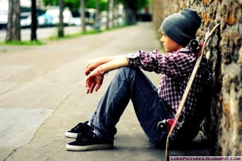 sad  boy  alone  cute  love  fashionSad Boy Alone In Love