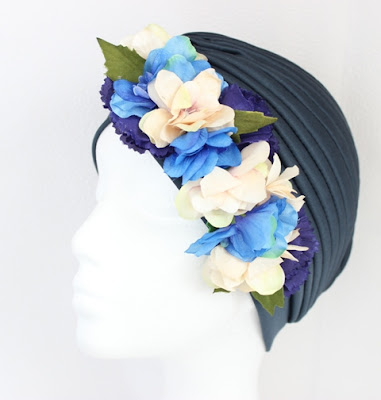 2016 - Colección Turbantes - Estilo Flores 14
