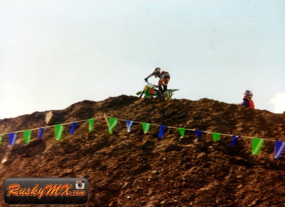 Ricky Carmichael - Kawasaki Race of Champion