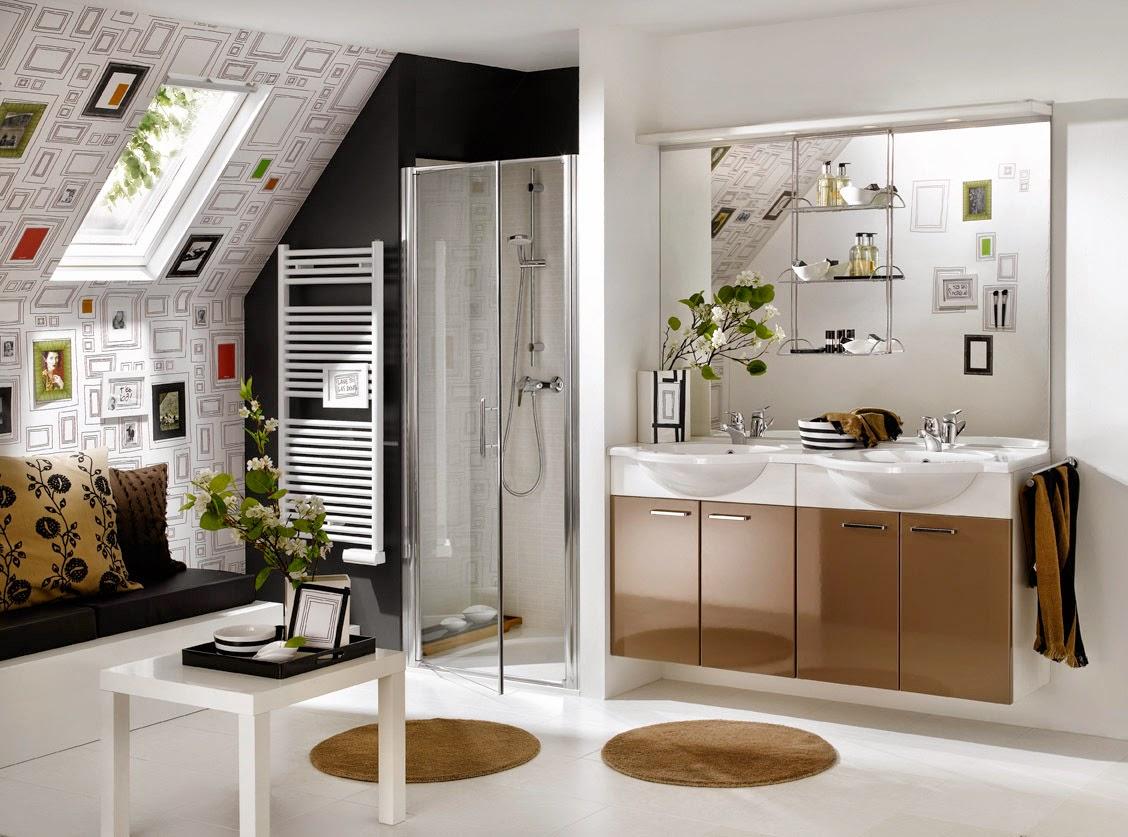 cozy bathroom interior design