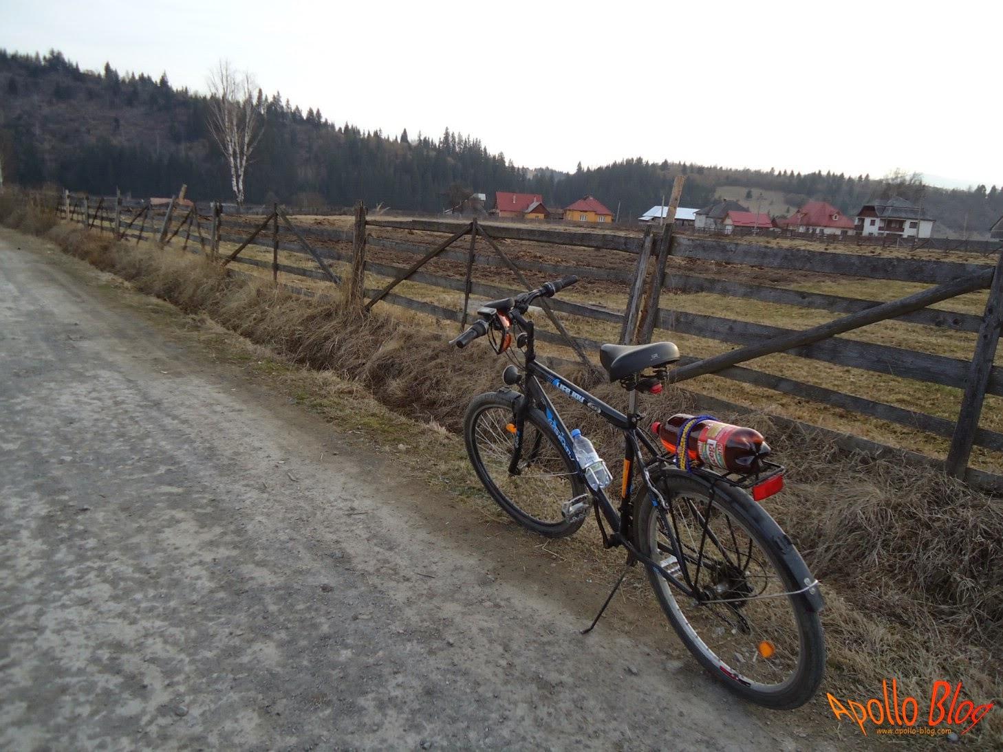 Bicicleta cu bere