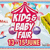 13 Jun 2014 (Fri) - 15 Jun 2014 (Sun) : Kids & Baby Fair