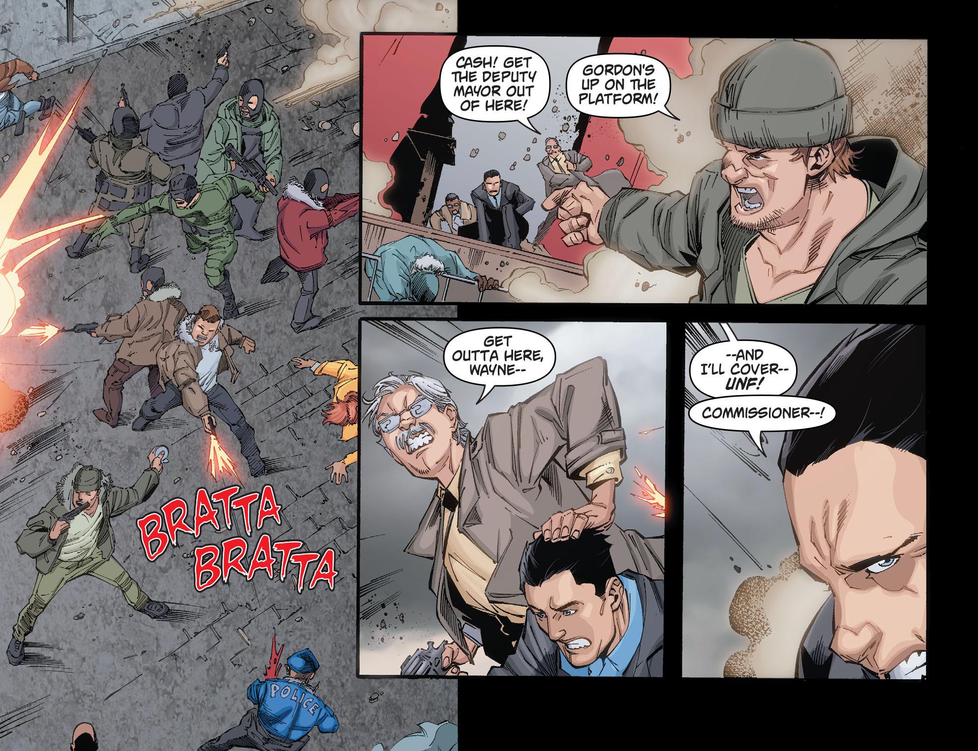 Batman: Arkham Knight [I] Issue #7 #9 - English 20