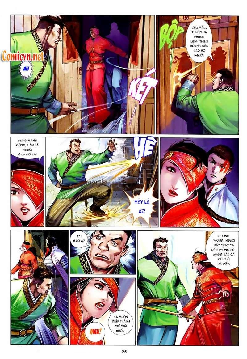 Phong Vân chap 629 Trang 25 - Mangak.info