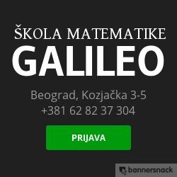 Škola matematike Galileo