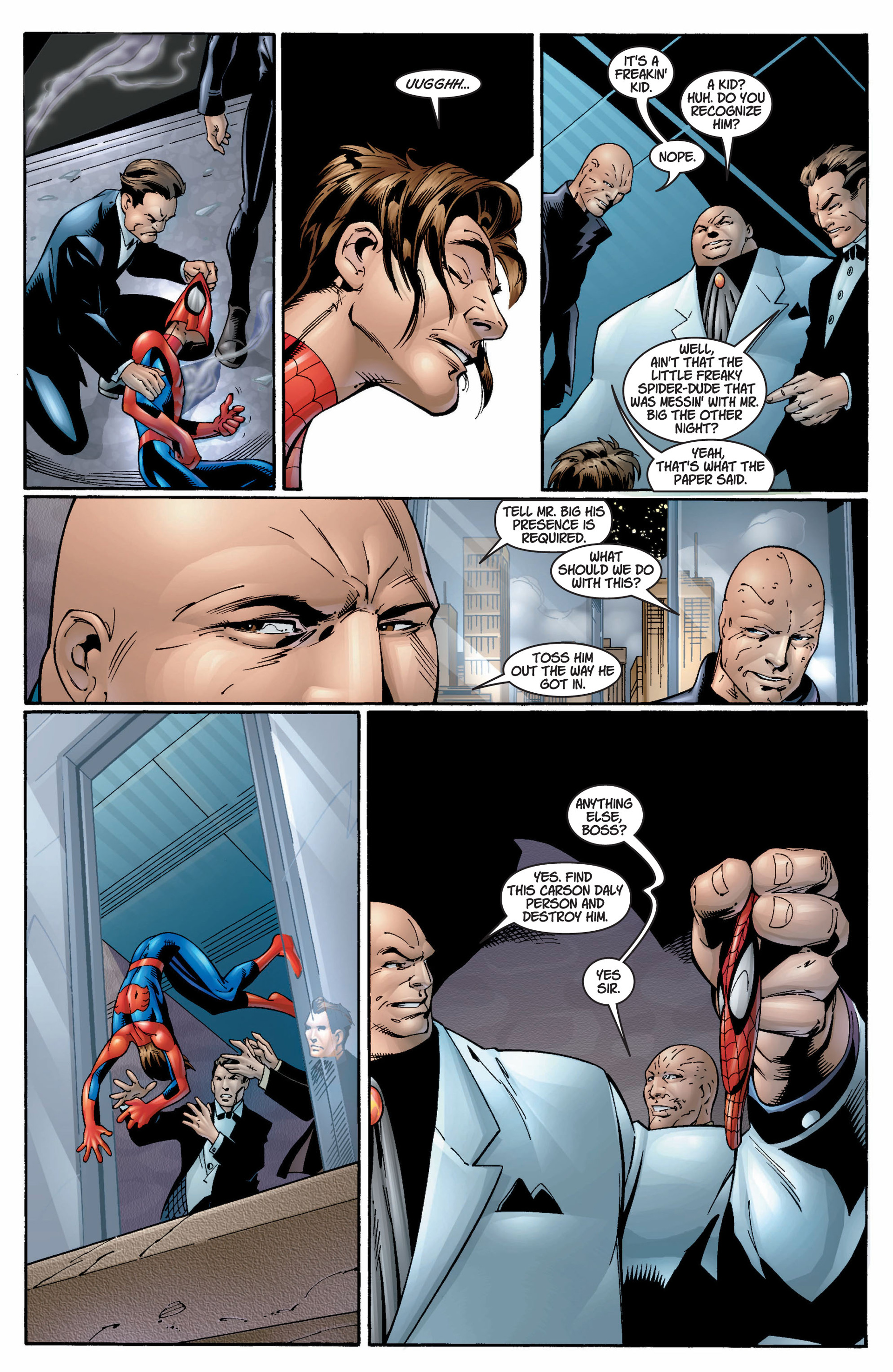 Ultimate Spider-Man (2000) Issue #10 #14 - English 7