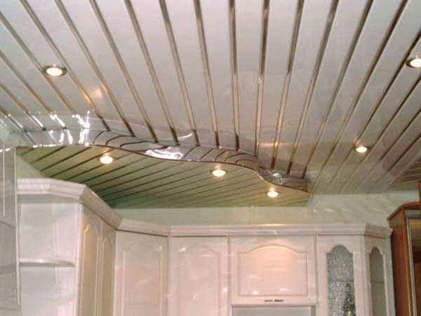 Other ceiling designs. 2 metal false ceiling designs for kitchen and bathroom
