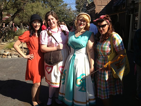 Outfits at Dapper Day 2014