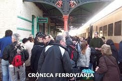 FERROBAIRES, UN FERROCARRIL SIN LOCOMOTORA
