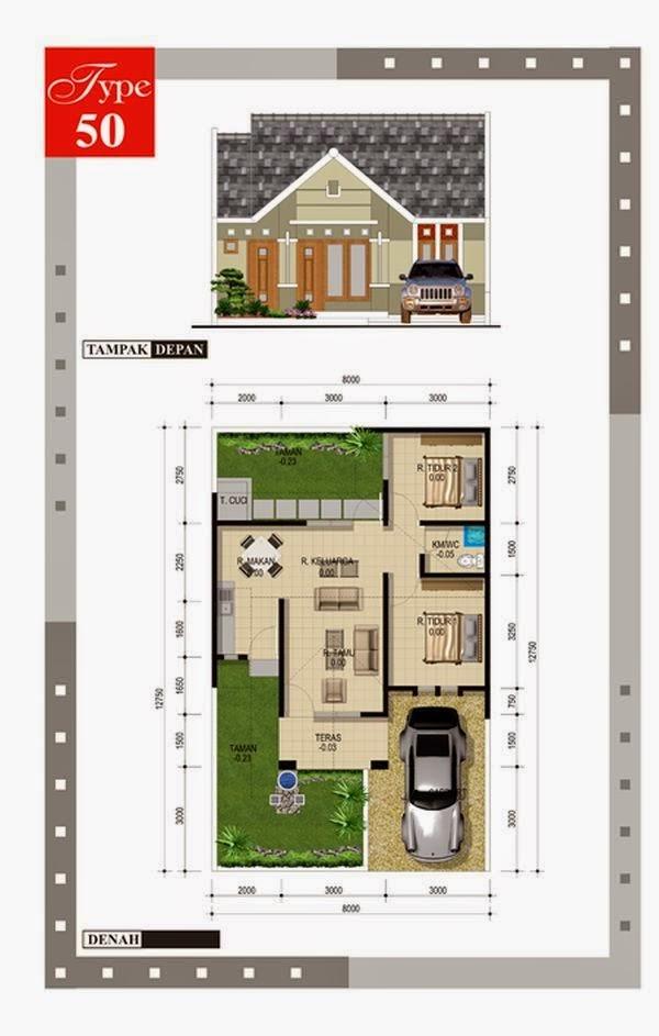 Desain Rumah Minimalis Type 45 Kaskus