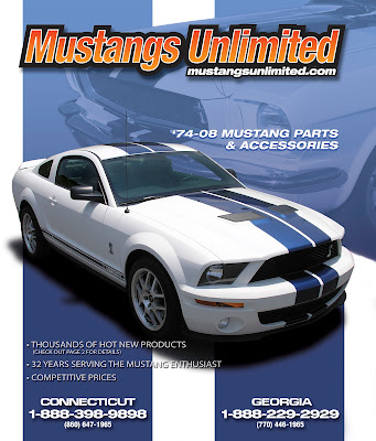 Mustangs Unlimited