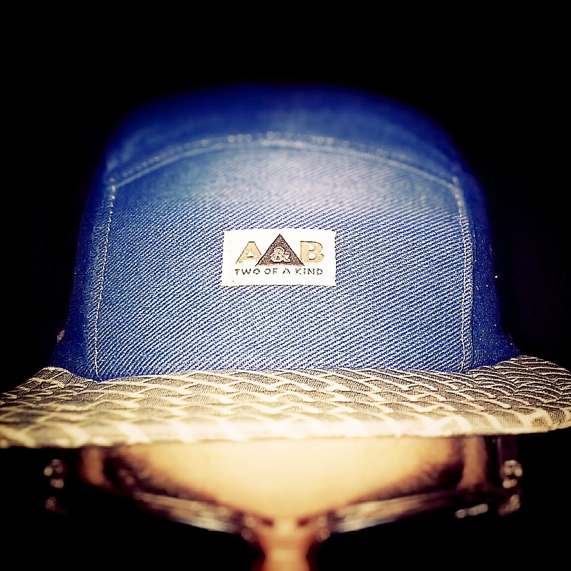#PRODUCTREVIEW | Ape & Bird five panel cap and wallet...be original!
