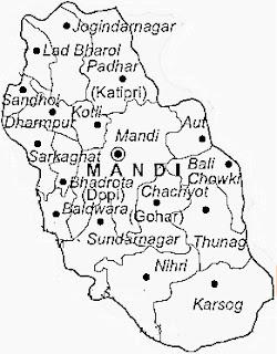 mandi map
