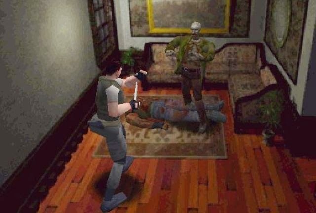 Resident Evil 1 Free Download PC Games