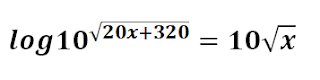 ecuaciones logaritmicas con raíces ejercicios resueltos