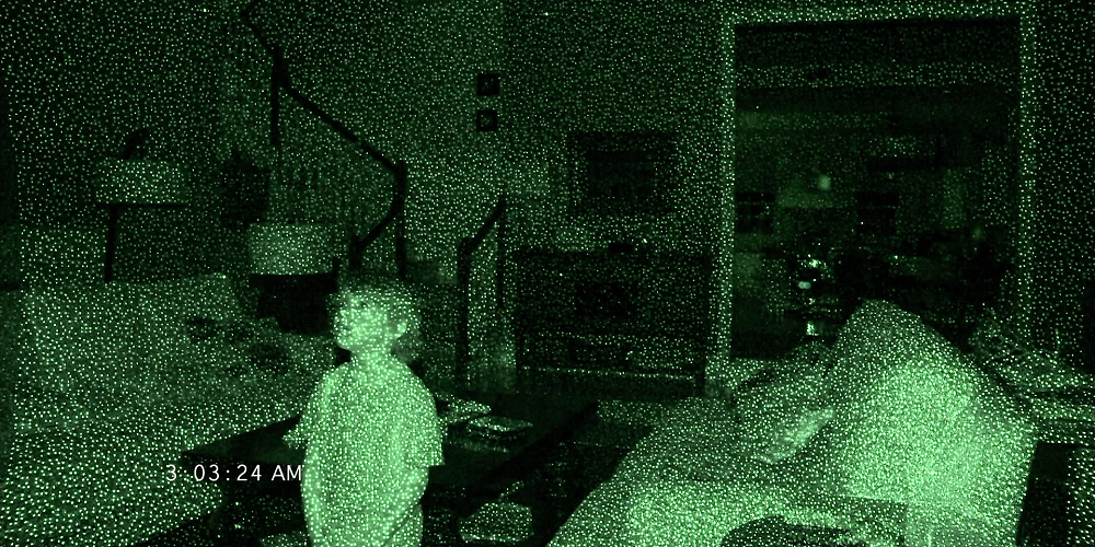 Aiden Lovekamp em ATIVIDADE PARANORMAL 4 (Paranormal Activity 4)