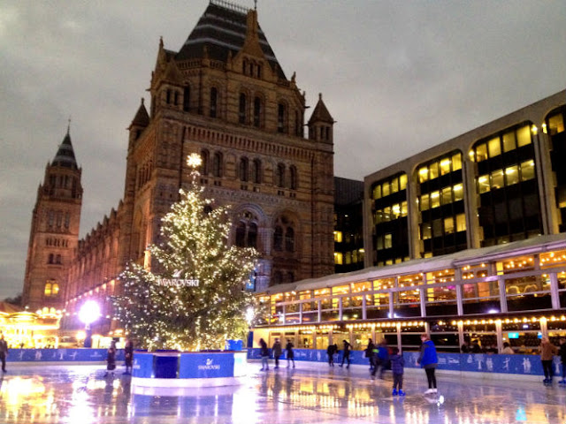 Why I Love Christmas in London