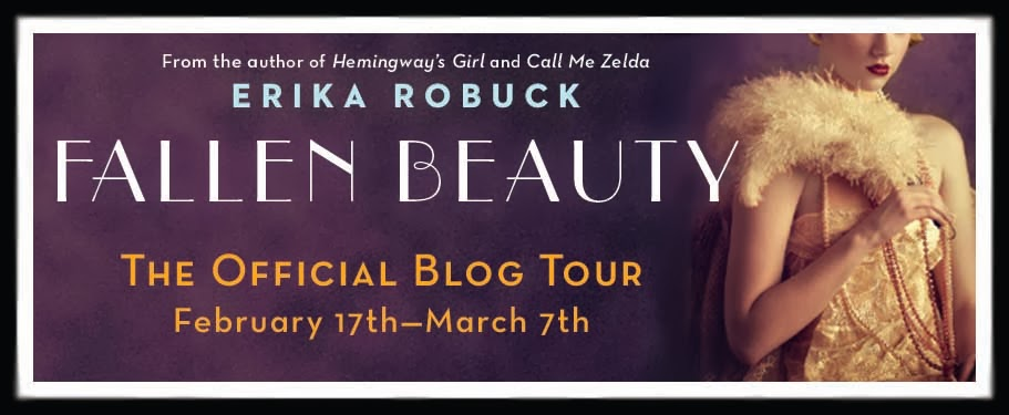 Fallen Beauty Blog Tour