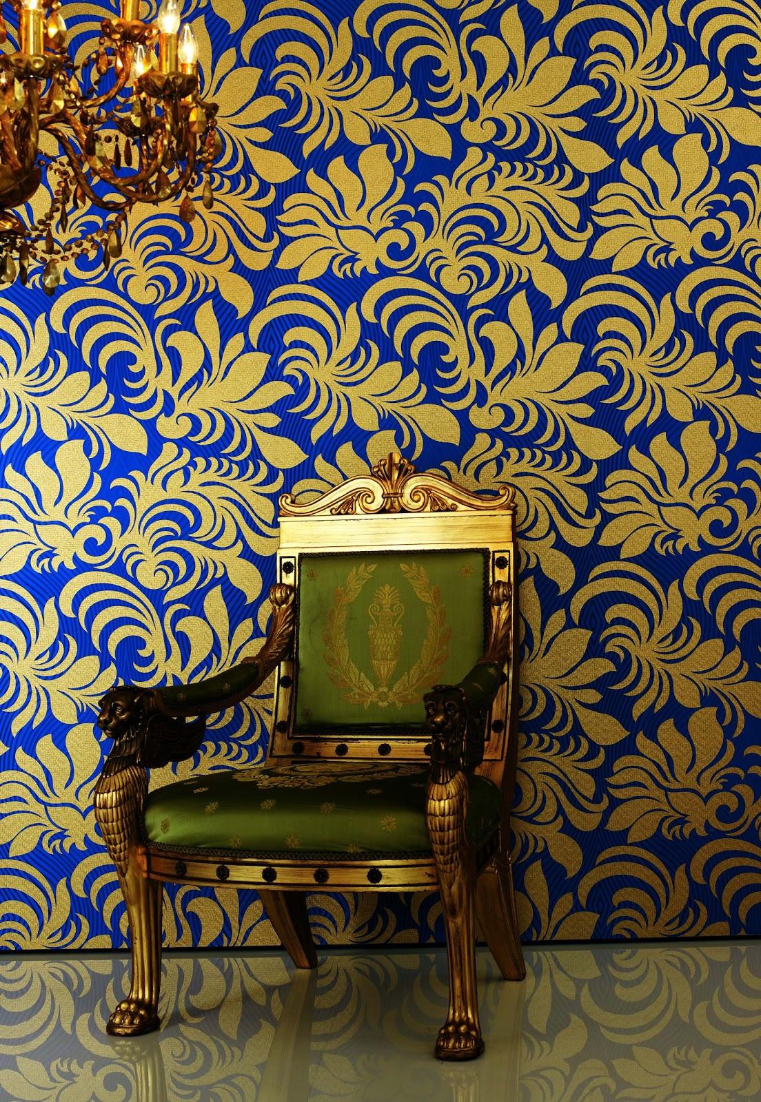 papeles pintados papel para pared murales y foto murales amper decor papel pintado harald. Black Bedroom Furniture Sets. Home Design Ideas