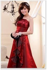 Model Baju Pesta Korea Style