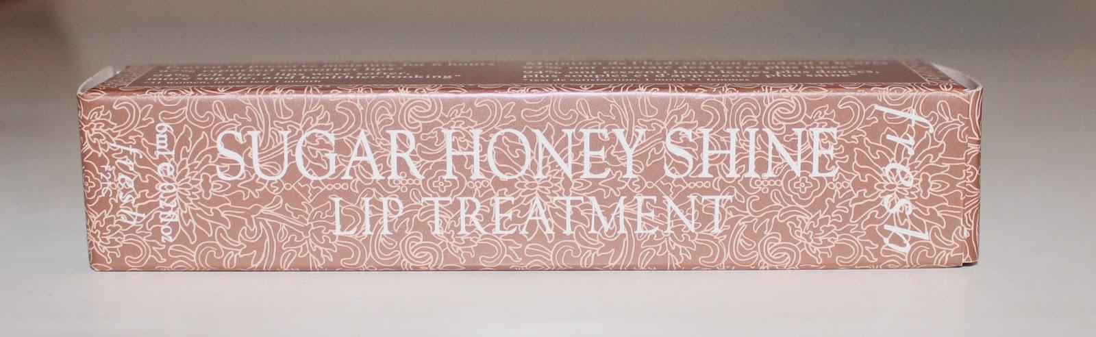 Fresh Sugar Honey Shine Lip Treatment