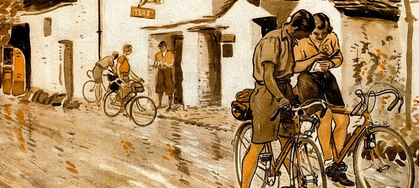 Vintage Bicycling - veteran, vintage, classic and retro bicycle blog