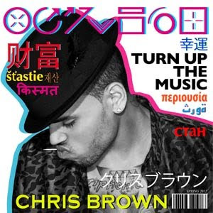 Chris Brown - Turn Up The Music Lyrics