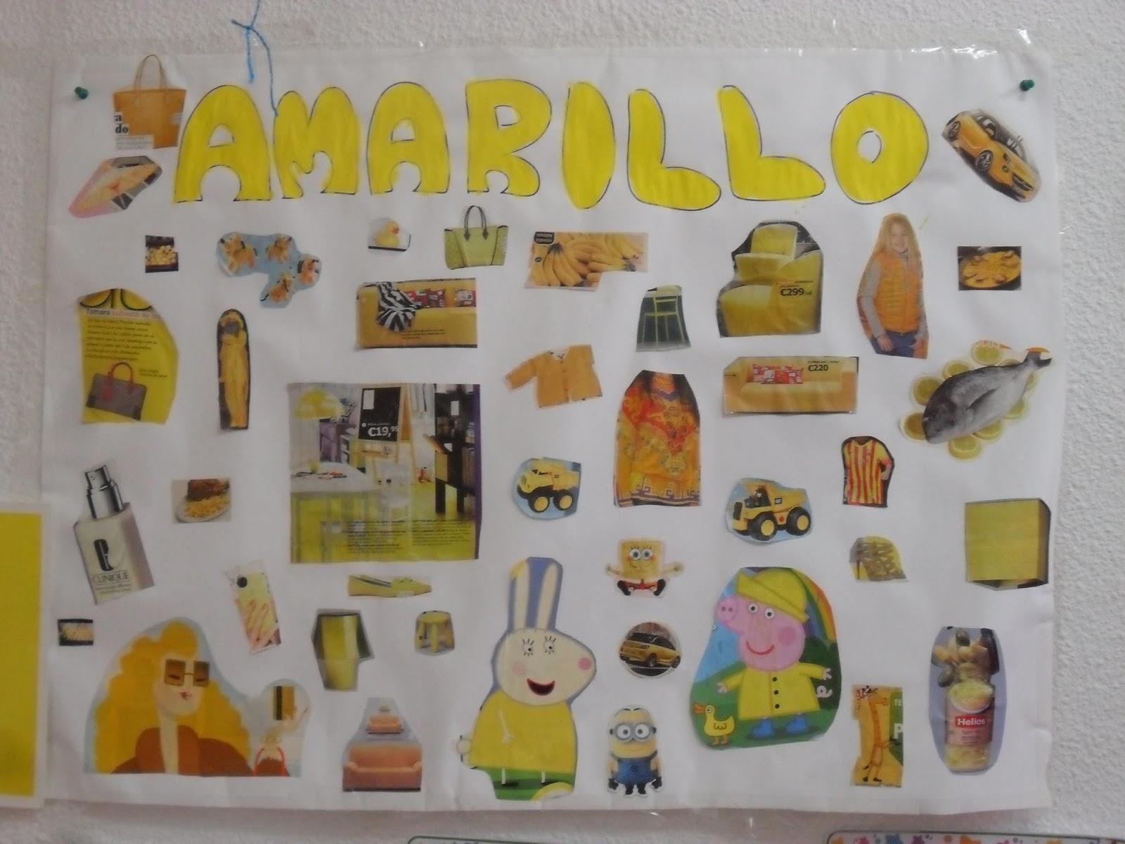 Materiales Para Educaci U00f3n Infantil  Trabajamos El Color