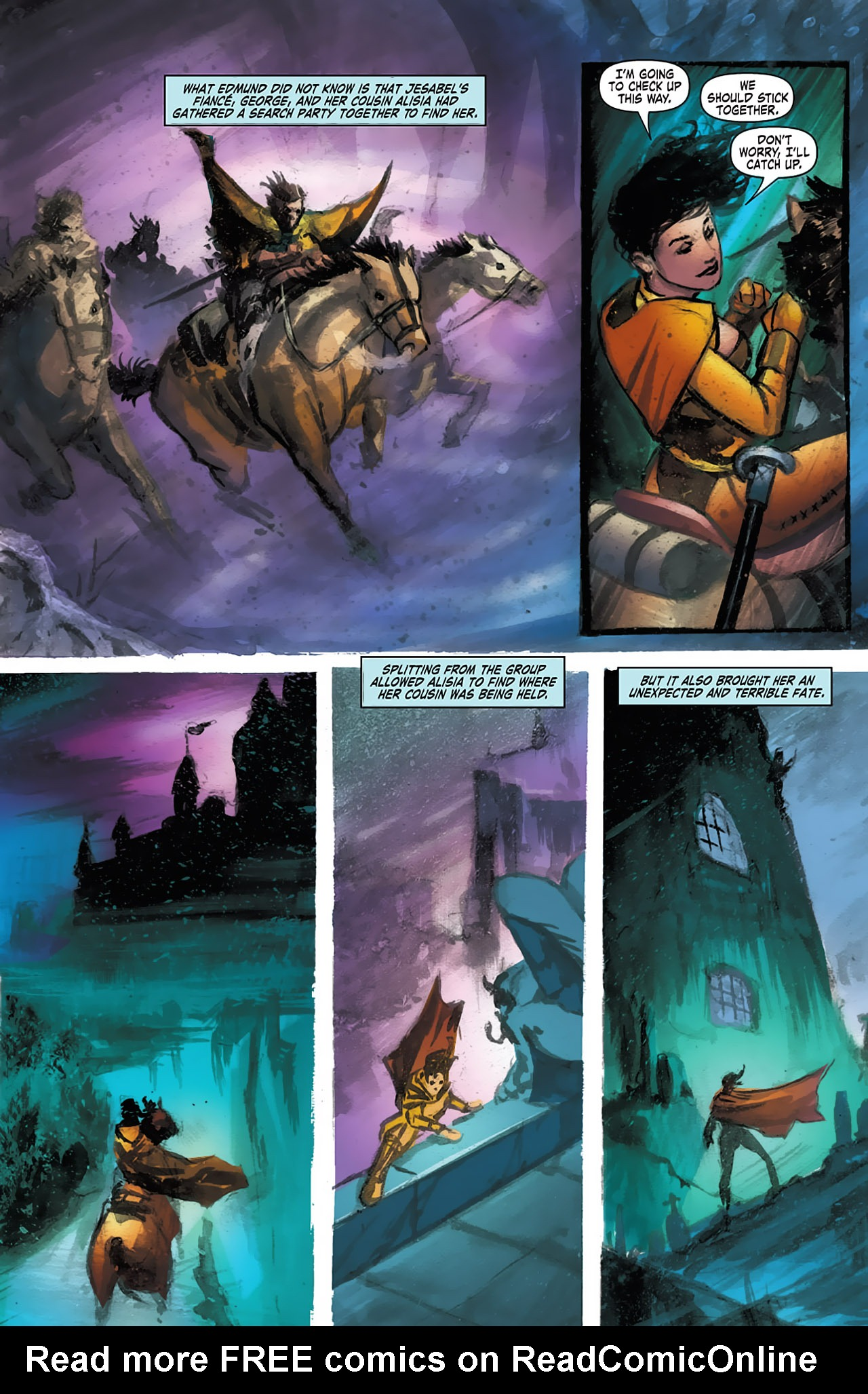 Grimm Fairy Tales (2005) Issue #13 #16 - English 14