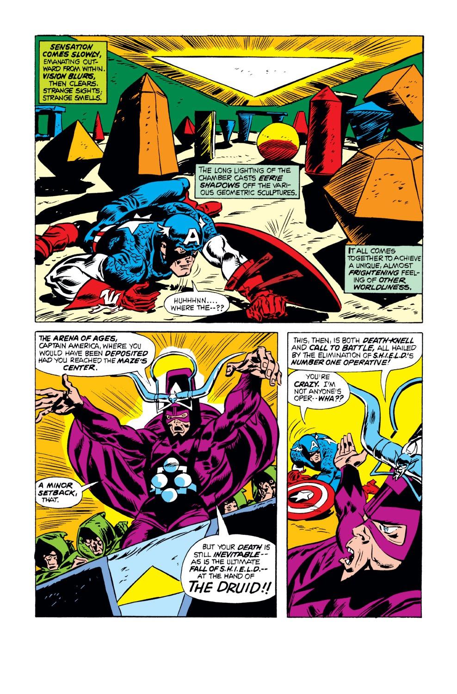 Captain America (1968) Issue #187 #101 - English 18