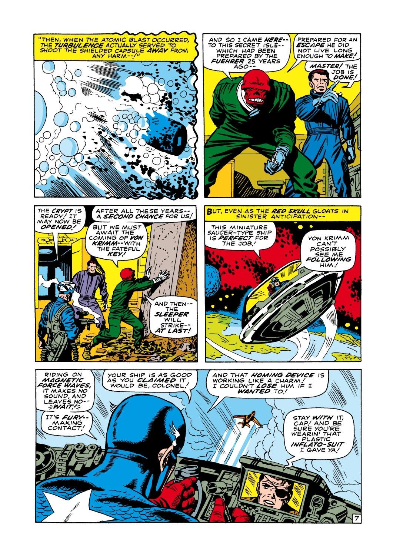 Captain America (1968) Issue #101 #15 - English 8