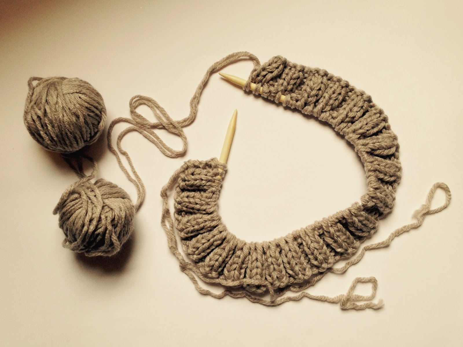 Knitting In The Round Circular Needles : The geeky knitter knitting with circular needles