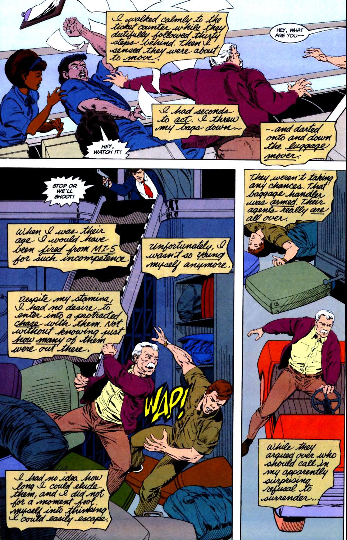 Deathstroke (1991) Issue #16 #21 - English 14