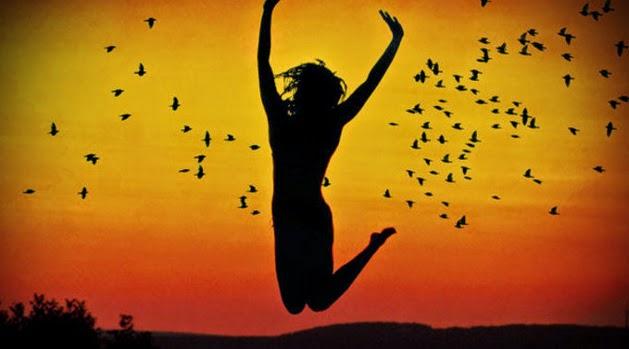Busque a sua própria forma de felicidade