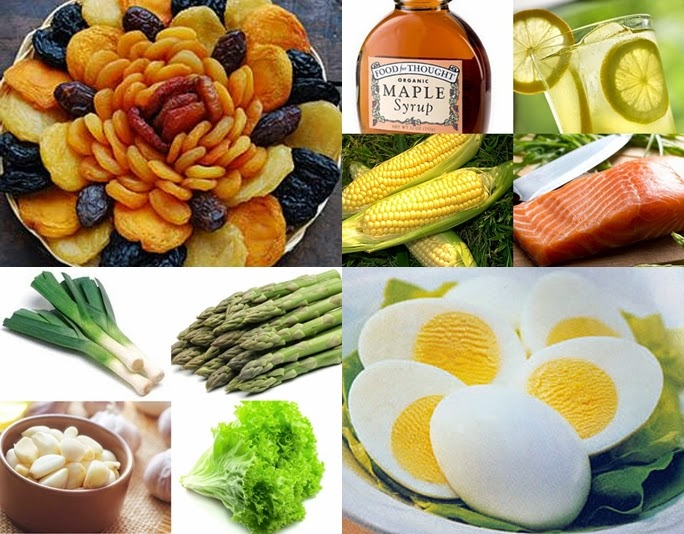 Pantangan Makanan Untuk Penderita Asma