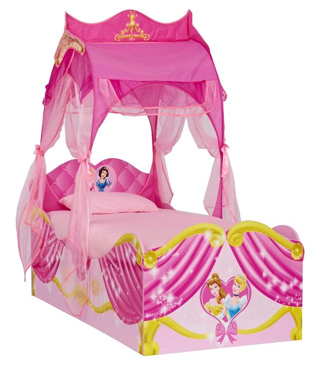 Chambres en rose princesse disney b b et d coration - Deco chambre princesse ...