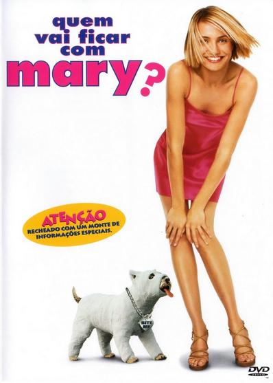 Filme Quem Vai Ficar Com Mary? Dublado AVI DVDRip