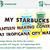 Tropicana City Mall Starbucks Lantern Making Contest