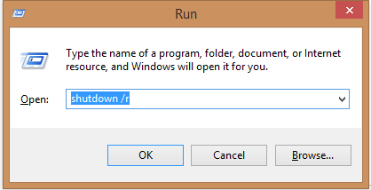 how to restart a run in java