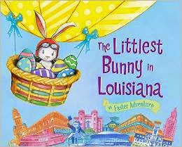 the littlest bunny in louisiana cover